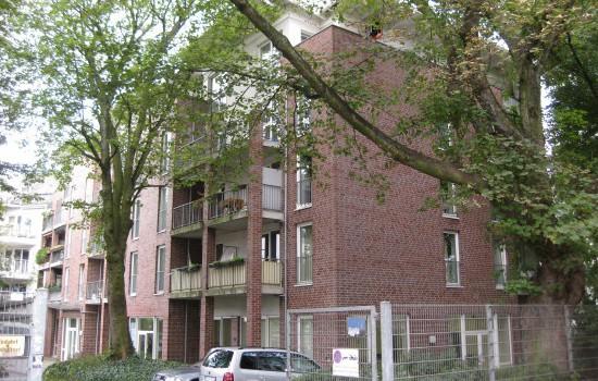 Neuwertiges Wohn- und Geschäftshaus in Ottensen