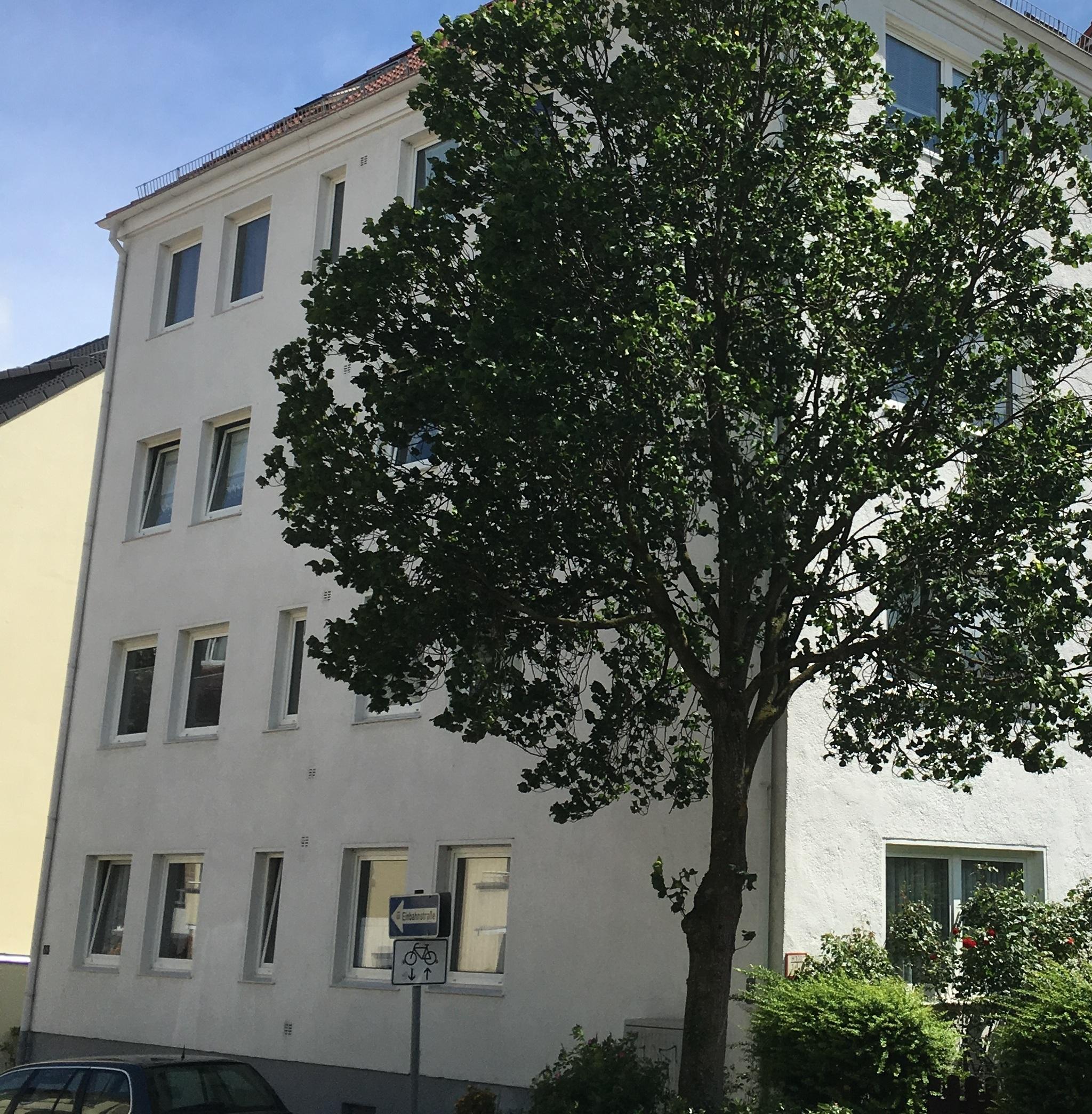 Gepflegtes Mehrfamilienhaus mit Entwicklungspotential in Harburg