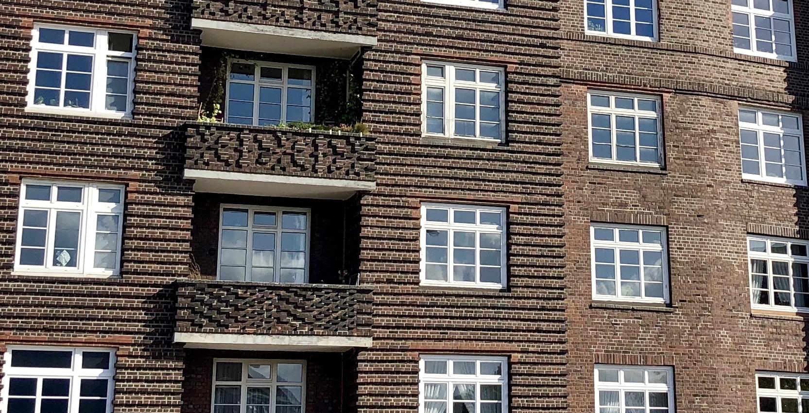 Solide Rotklinker-Wohnanlage in Hamm