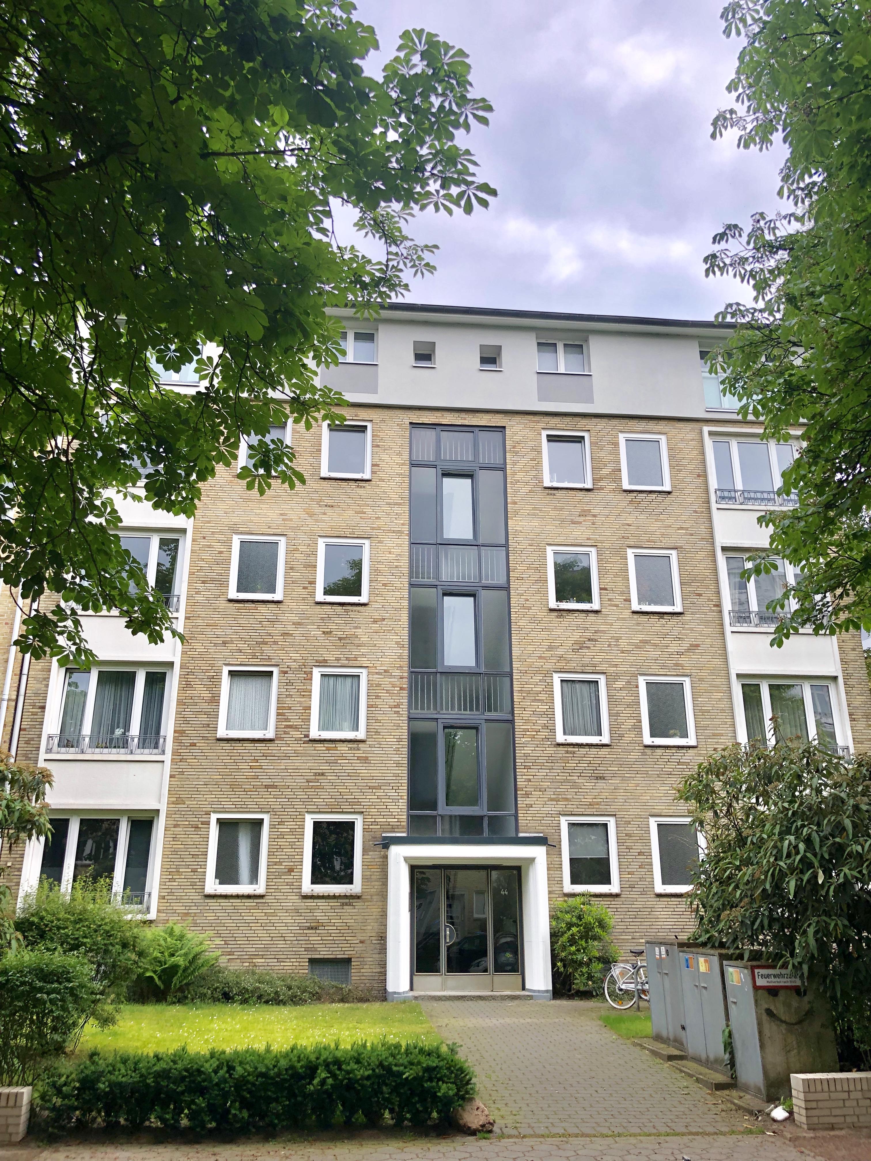 Gepflegtes Mehrfamilienhaus in Uhlenhorst